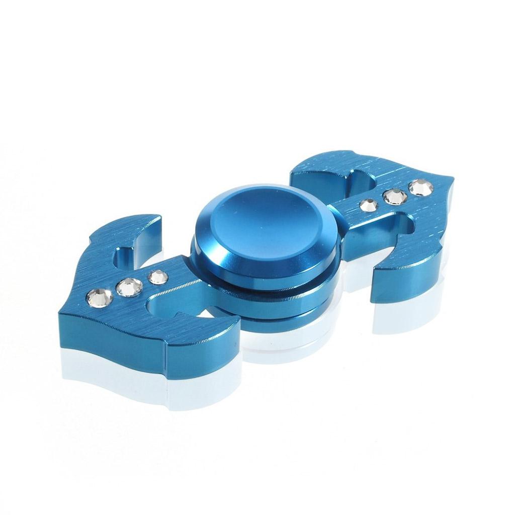 Image of   Fidget Hand Spinner i ankerdesign - Blå