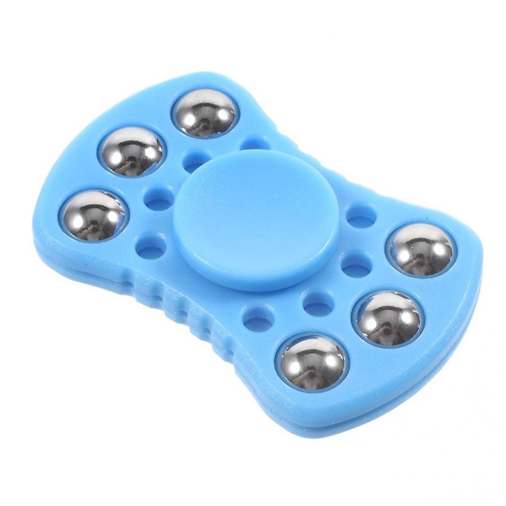 Image of   Fidget Hand Spinner med stålkuglelejer - Turkis