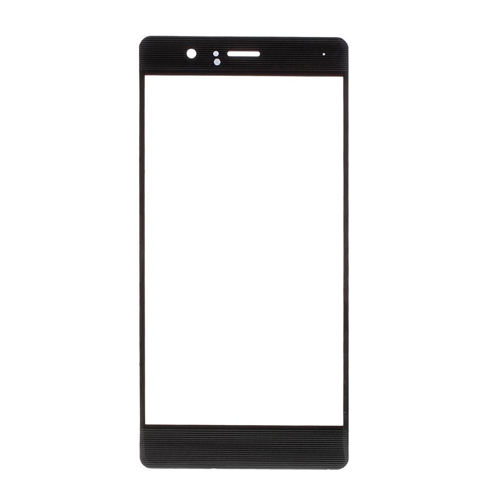 Huawei P9 Lite skærm glas linse - Sort