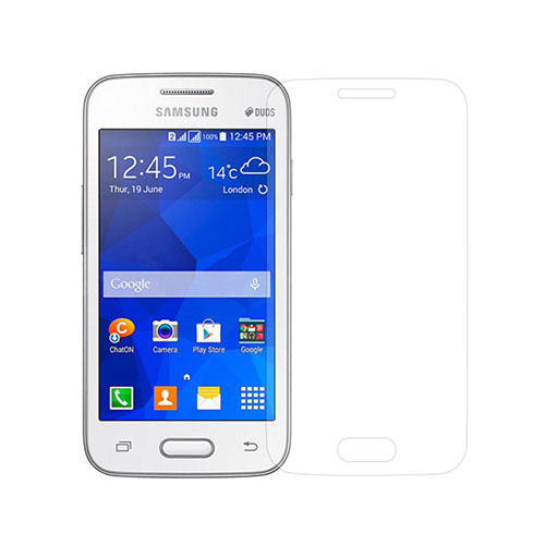 Image of   0.3mm hærdet glasbeskyttelsesfilm til Samsung Galaxy V Plus / Trend 2 Lite G318H Arc Edge