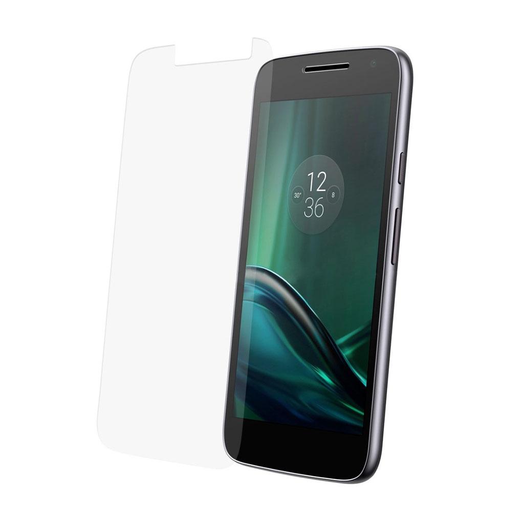Image of   0.3mm hærdet skærmbeskytter til Motorola Moto G4 Play