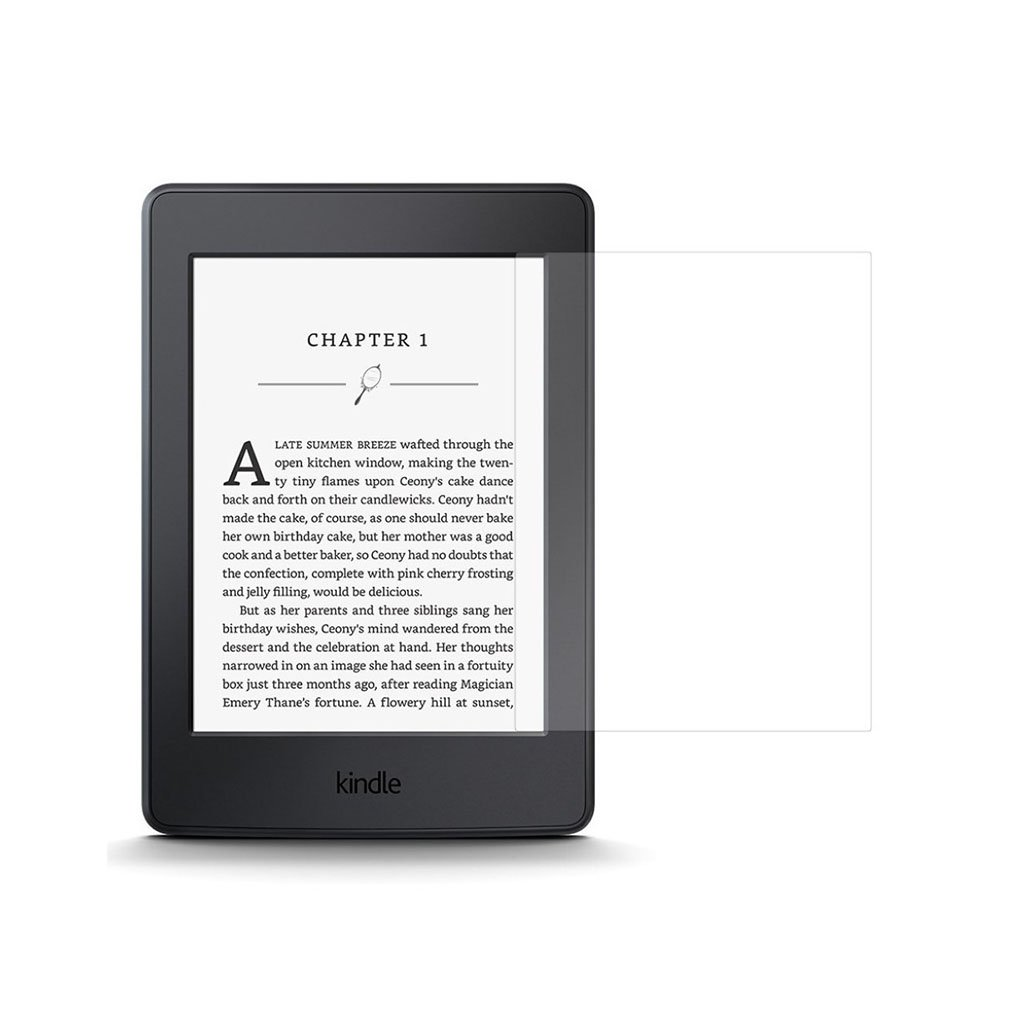 Image of   0.3mm hærdet skærmbeskyttelsesglas til Amazon Kindle Paperwhite