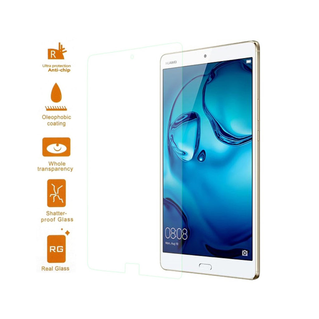Image of   0.3mm Huawei MediaPad M3 8.4 hærdet skærmbeskyttelsesglas