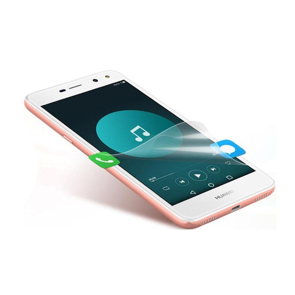 Huawei Y6 skærmfilm i klar plastik