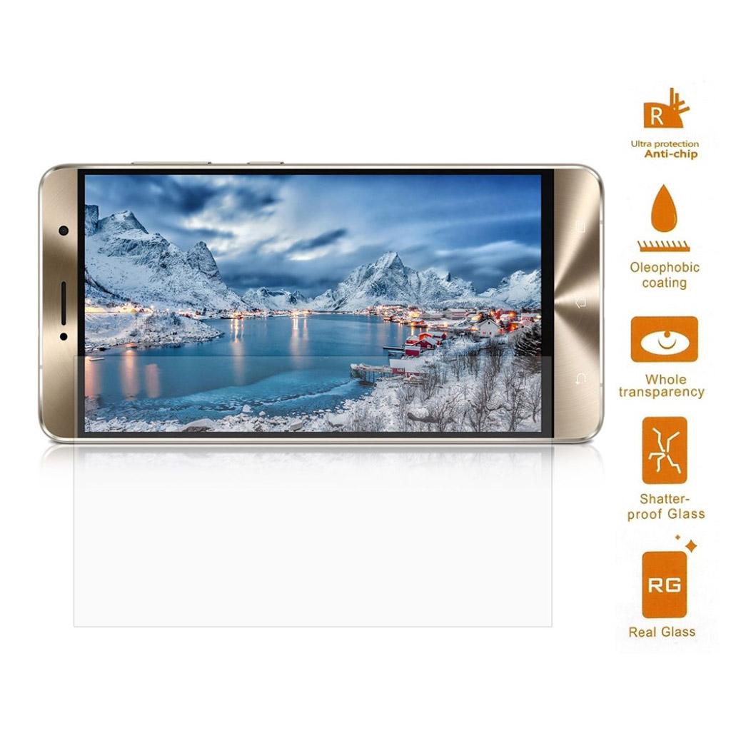 Asus Zenfone 3 Deluxe ZS550KL Beskyttelsesskærm i hærdet glas