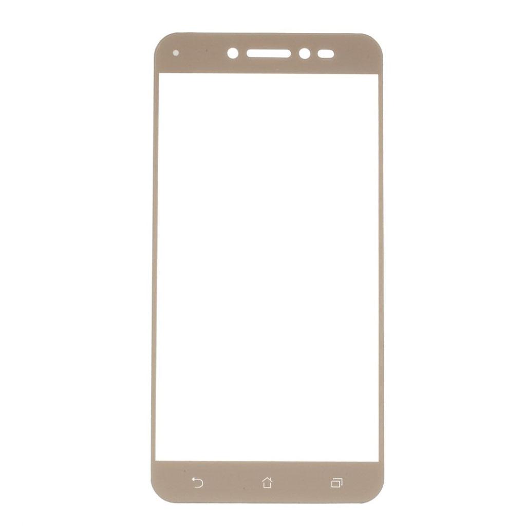 Asus Zenfone Live (ZB501KL) Solid beskyttelsesskærm - Guld