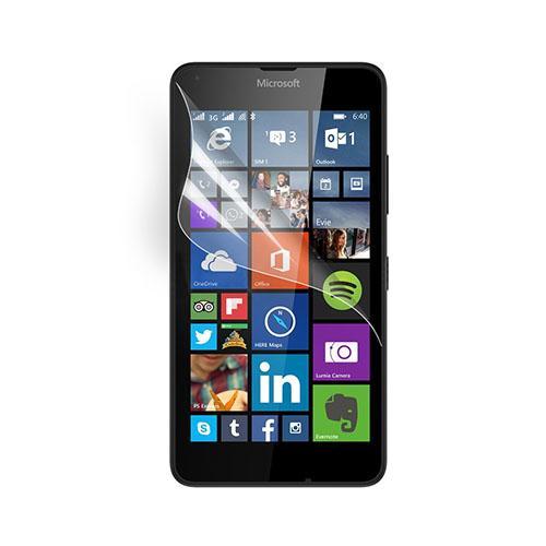 Microsoft Lumia 640 Skærmbeskyttelse - Klar