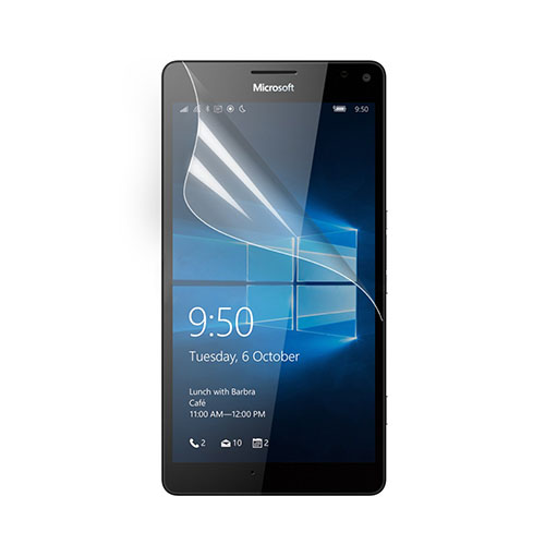 Skærmbeskyttelsesfilm til Microsoft Lumia 950 XL