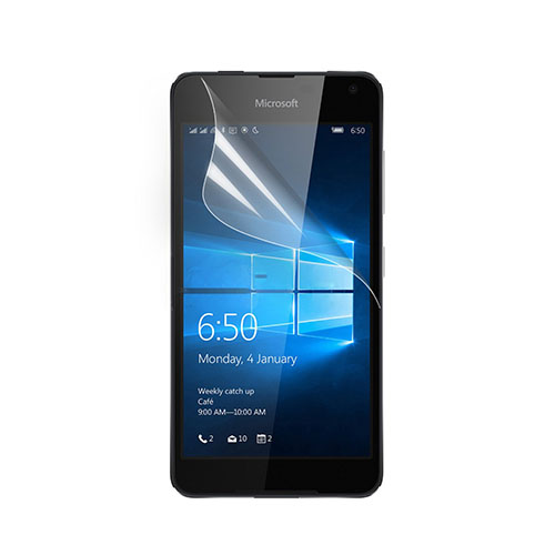 Skærmbeskyttelsesfilm til Microsoft Lumia 650 / Dual Sim