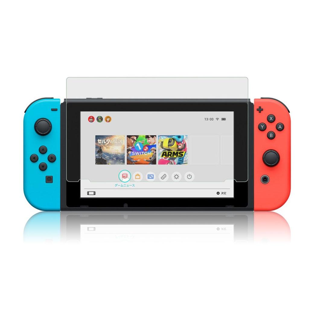 Nintendo Switch 0.3 mm skærmbeskyttelsesglas