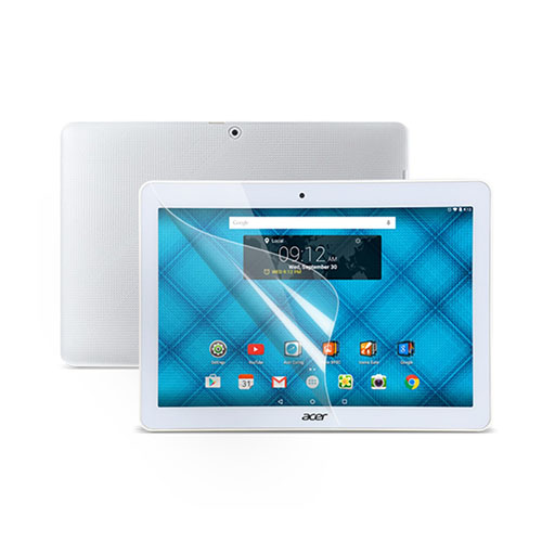 LCD skærmbeskyttelsesfilm til Acer Iconia One 10