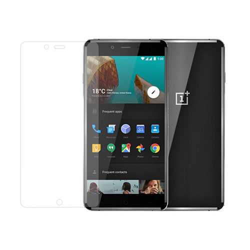 Image of   0.3mm Tempered Glass OnePlus X Screen Protector