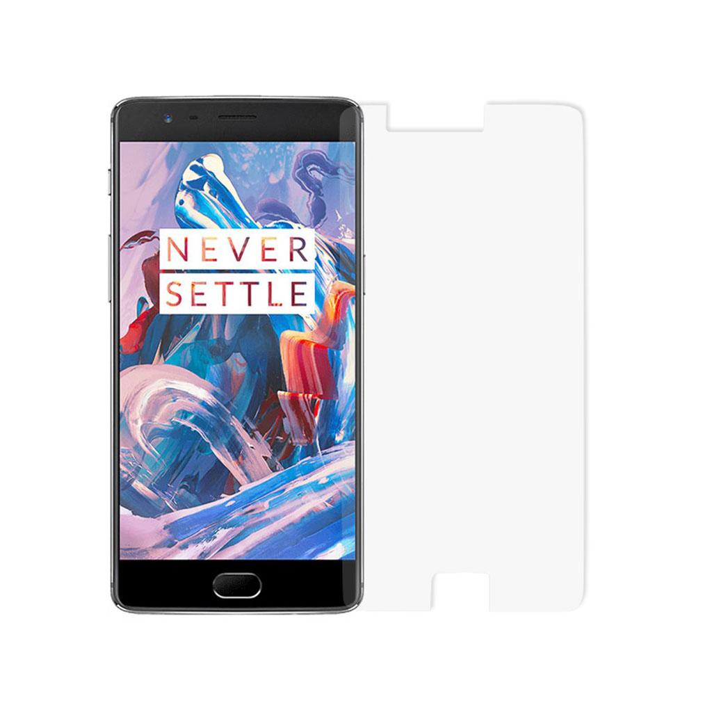 Image of   0.3mm hærdet skærmbeskyttelsesglas til OnePlus 3