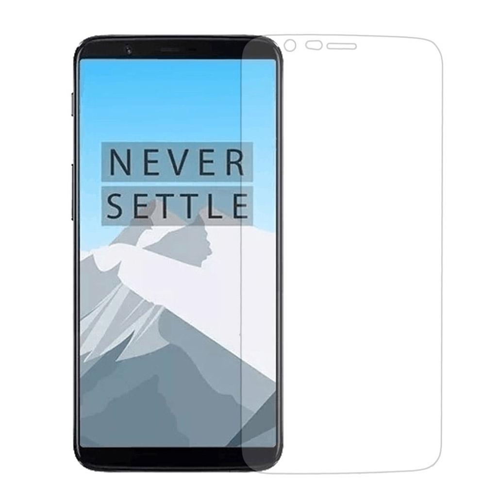 OnePlus 5T beskyttelsesskærm i hærdet glas