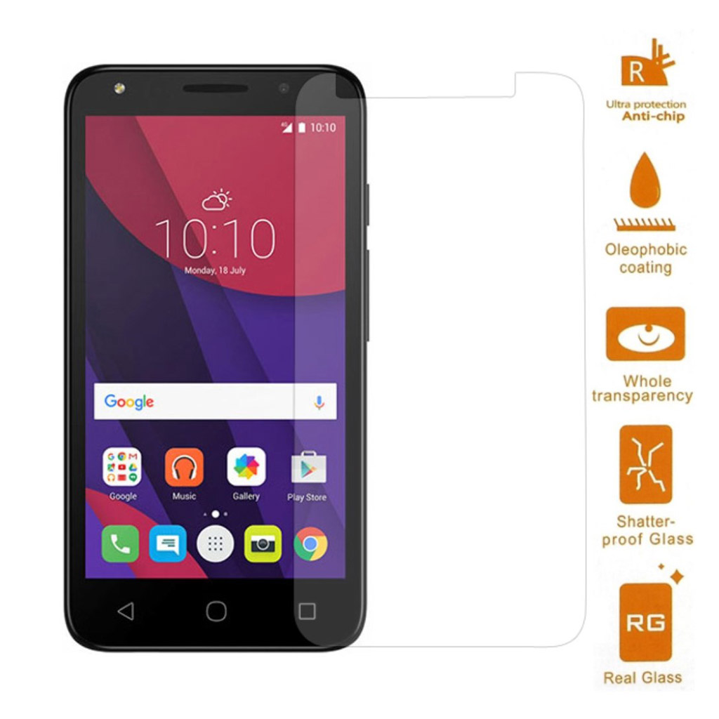 Image of   Alcatel PIXI 4 (5) 4G 0.3mm LCD tempered glass screen protector