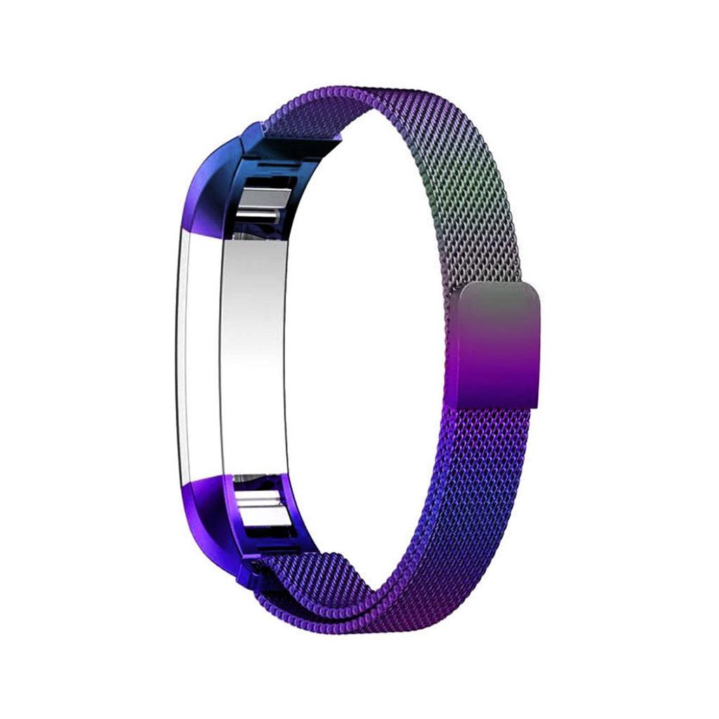Image of   Fitbit Alta urrem af rustfrit stål - Multifarvet