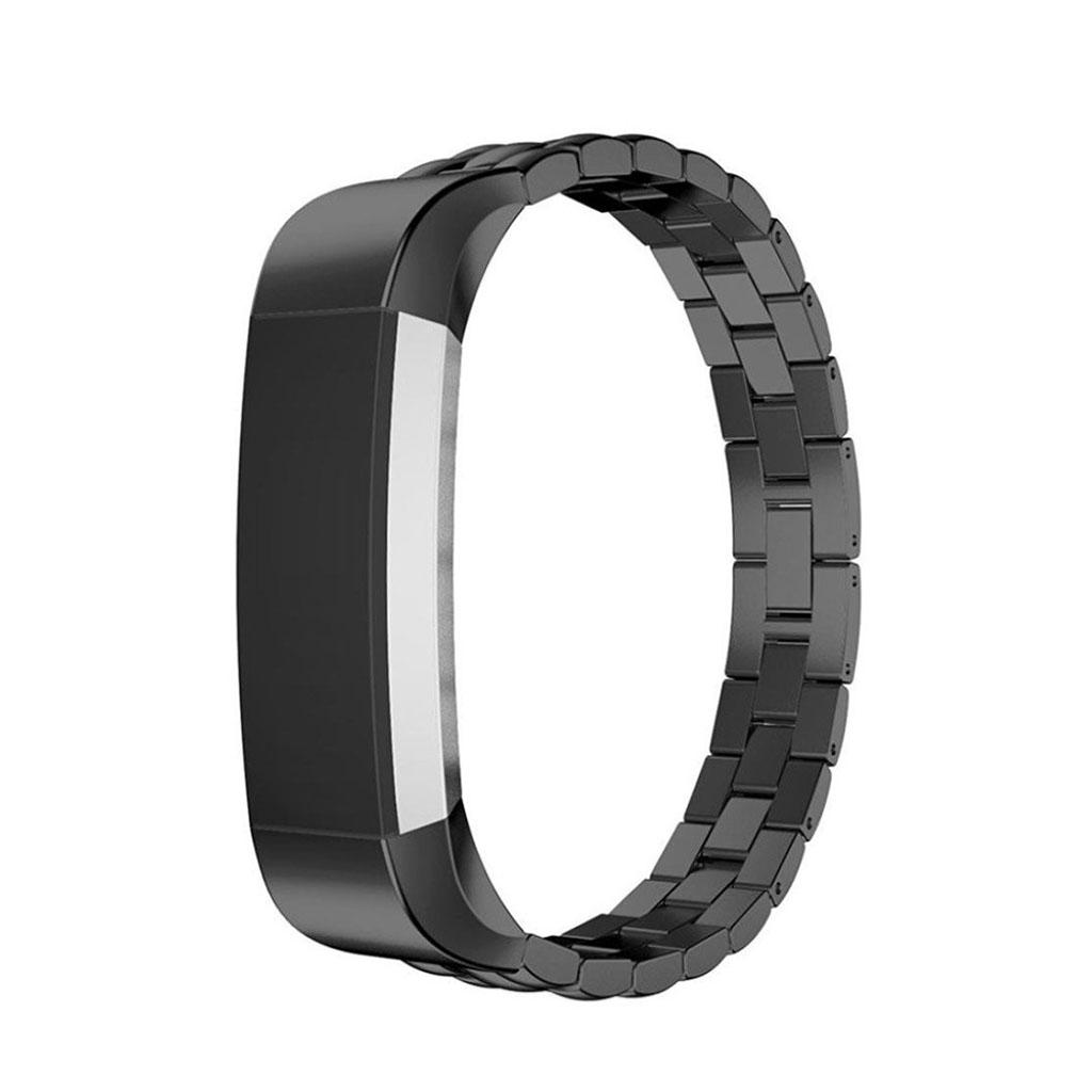 Image of   Fitbit Alta urrem som er lavet af rustfri stål - Sort