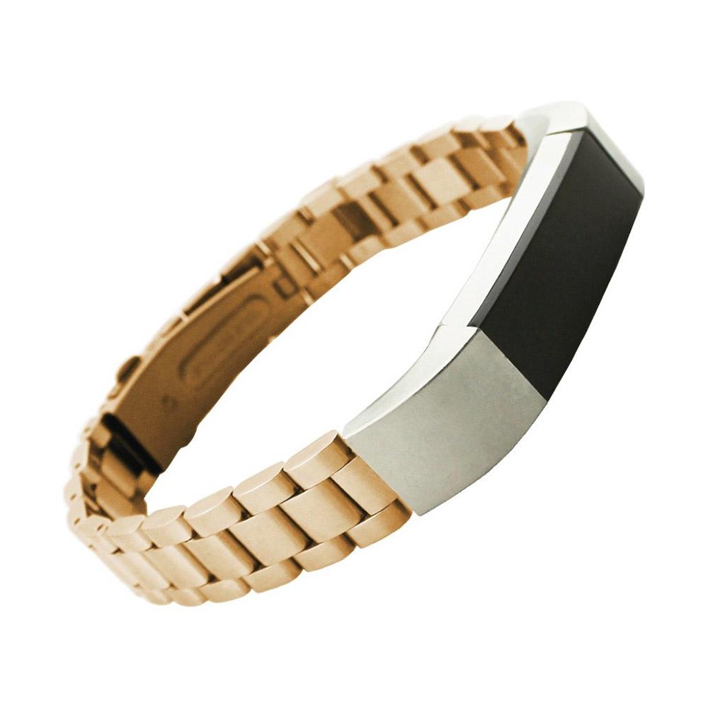 Image of   Fitbit Alta elegant armbånd i rustfri stål - Guld