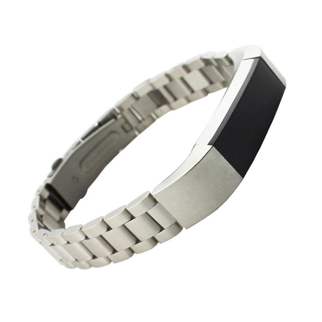 Image of   Fitbit Alta elegant armbånd i rustfri stål - Sølv