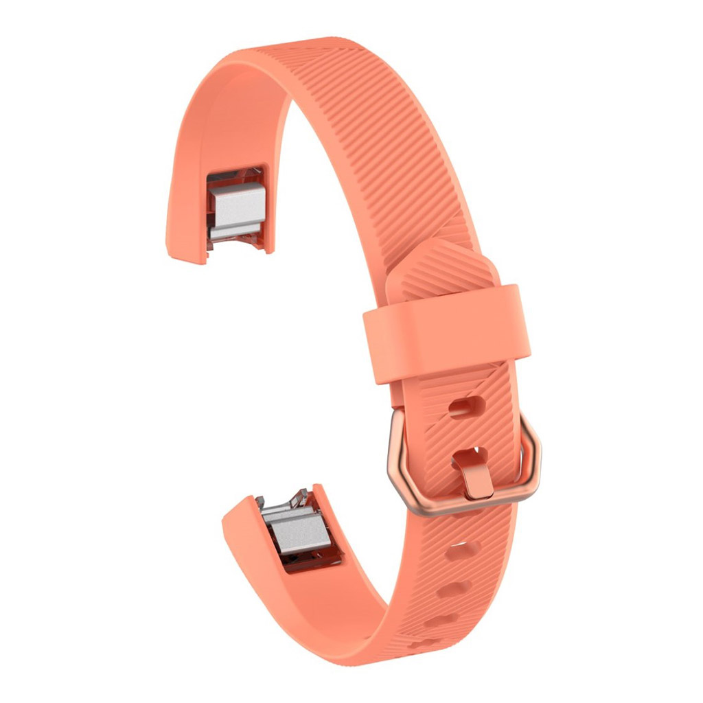Image of   Fitbit Alta sports watch strap - Orange