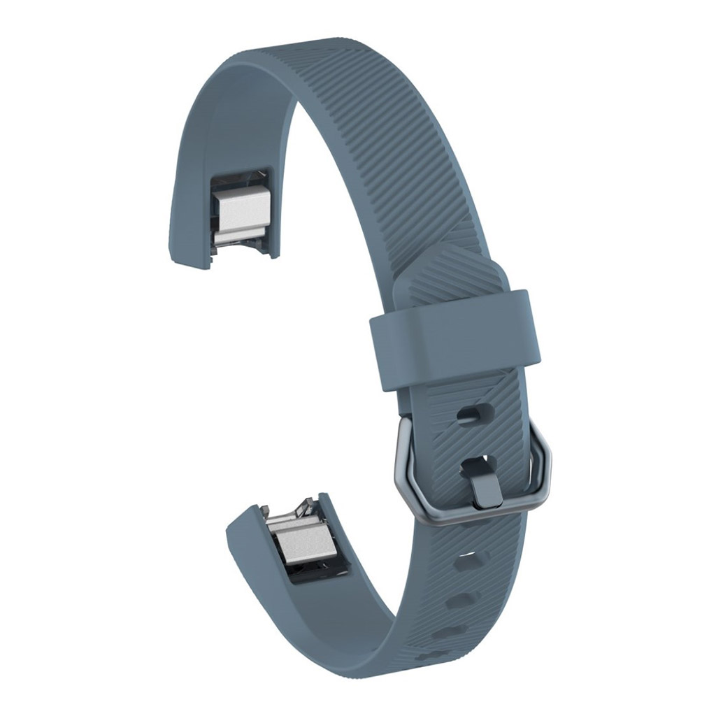 Image of   Fitbit Alta adjustable TPU sports watch strap - Baby Blue