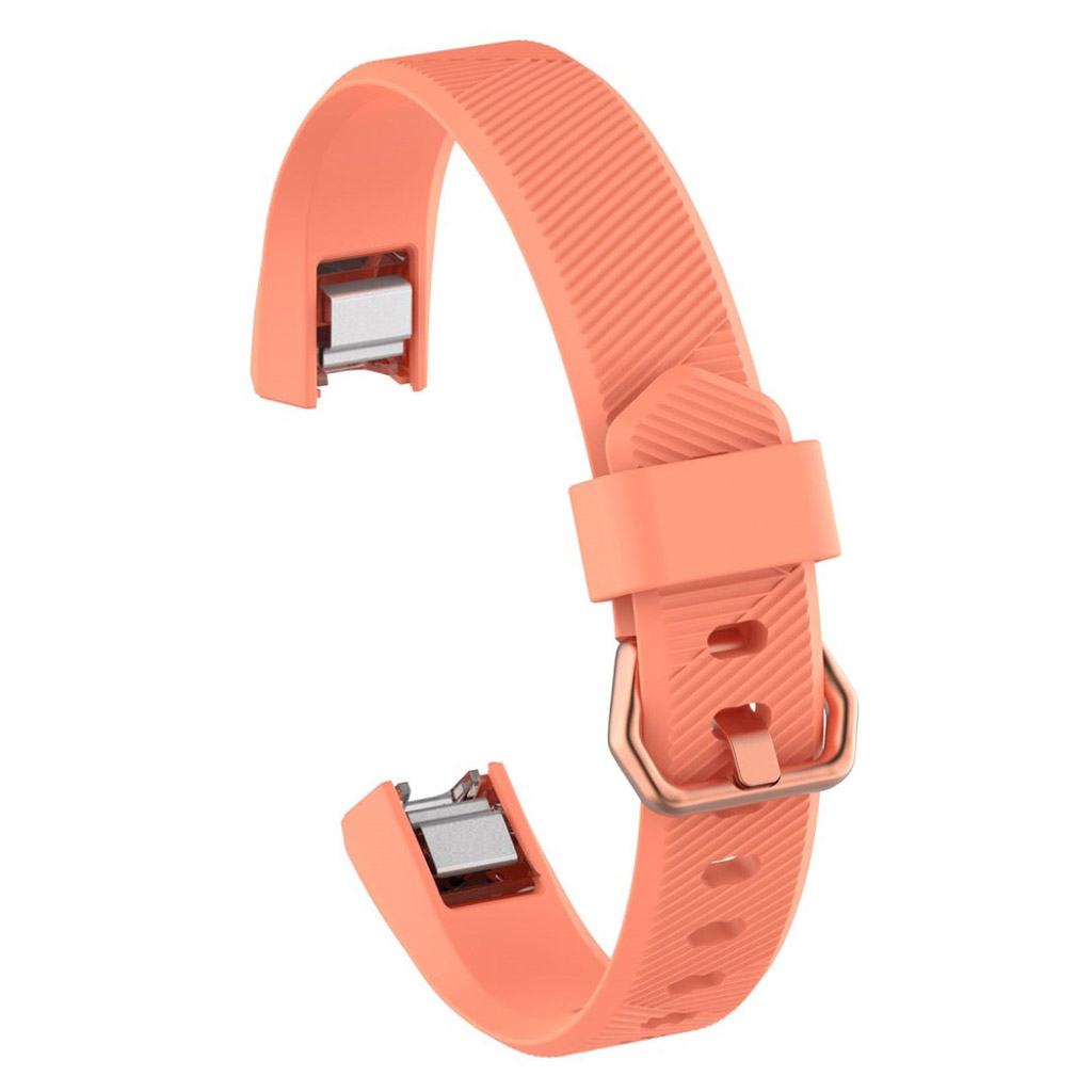 Image of   Fitbit Alta TPU sports watch strap - Orange