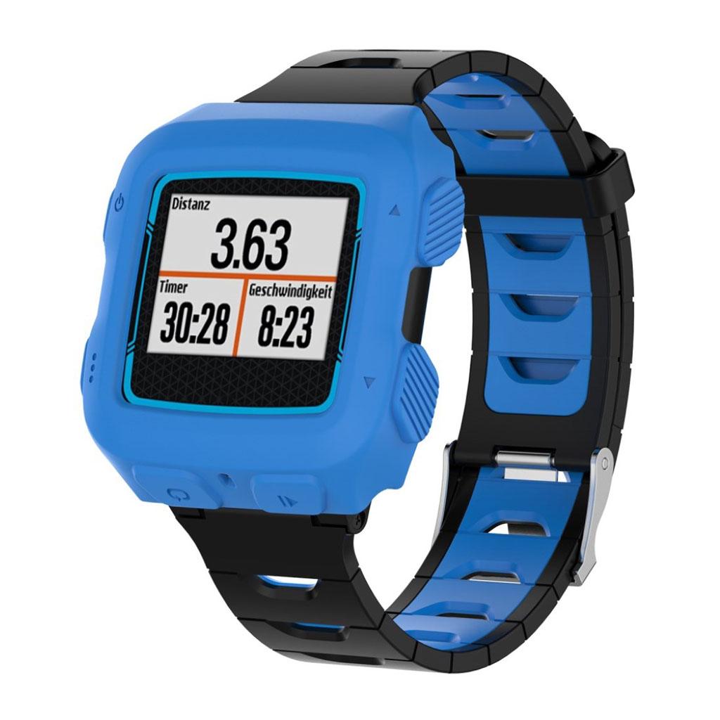 Garmin Forerunner 920XT fleksibel silikone etui - blå