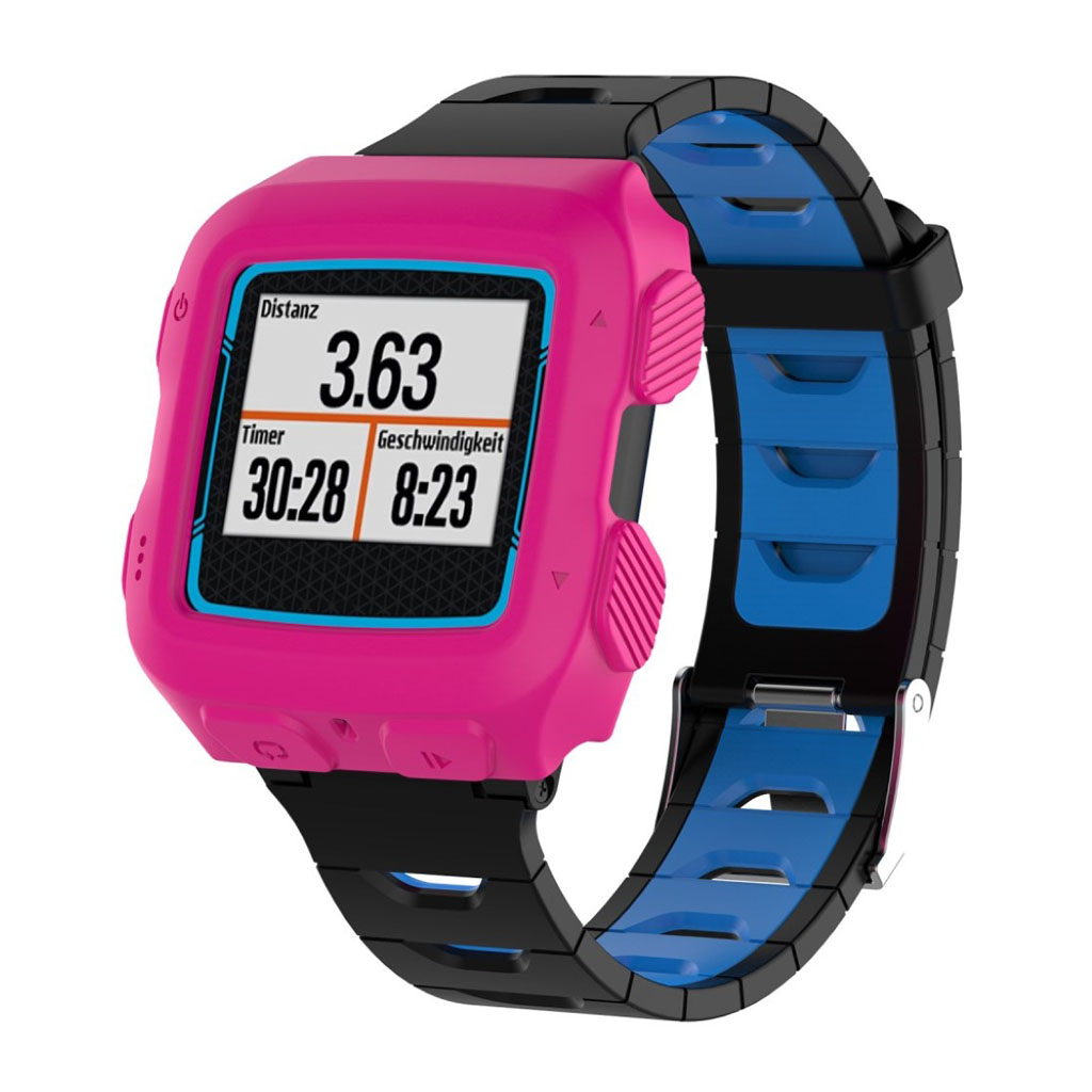 Image of   Garmin Forerunner 920XT flexible silicone case - Rose