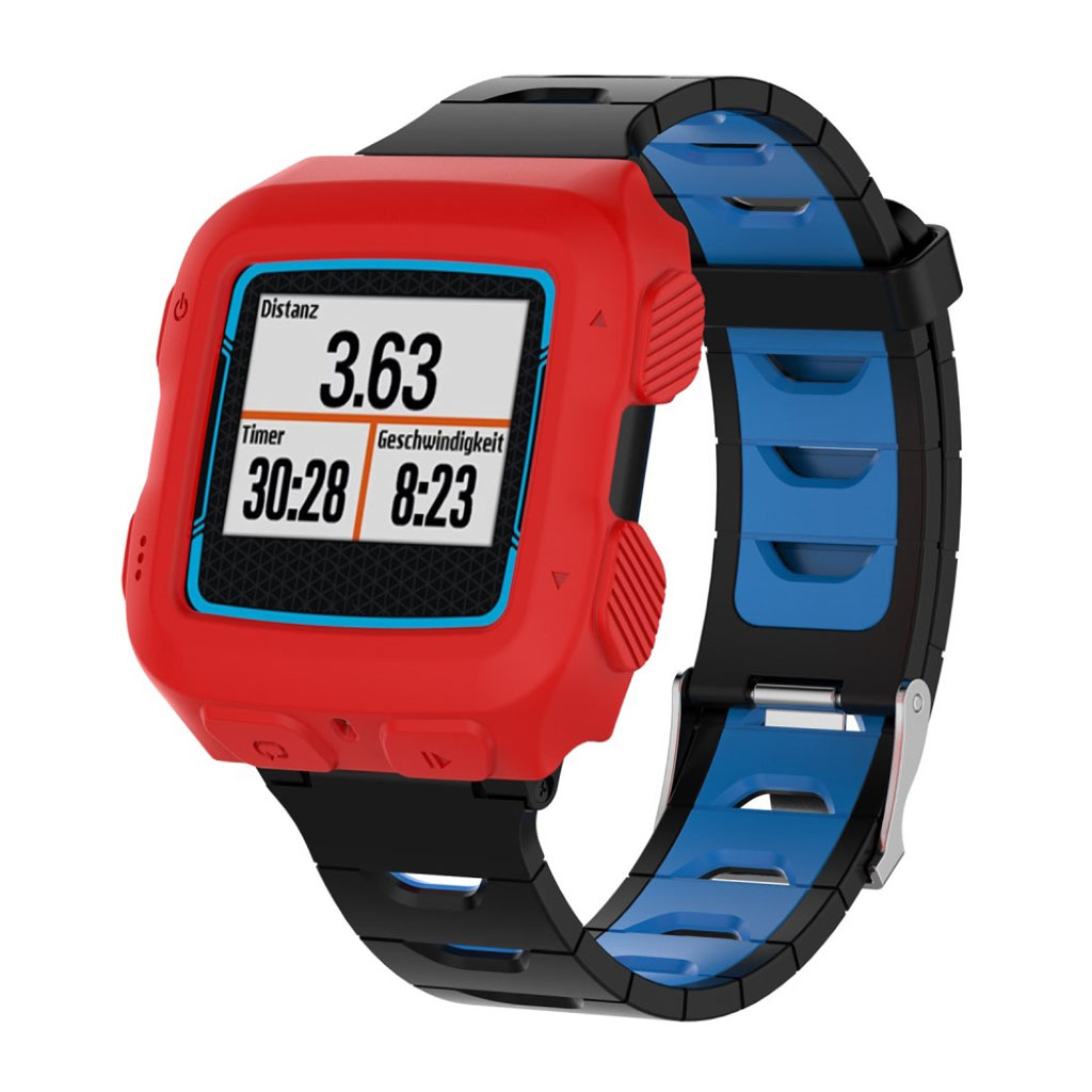 Image of   Garmin Forerunner 920XT flexible silicone case - Red