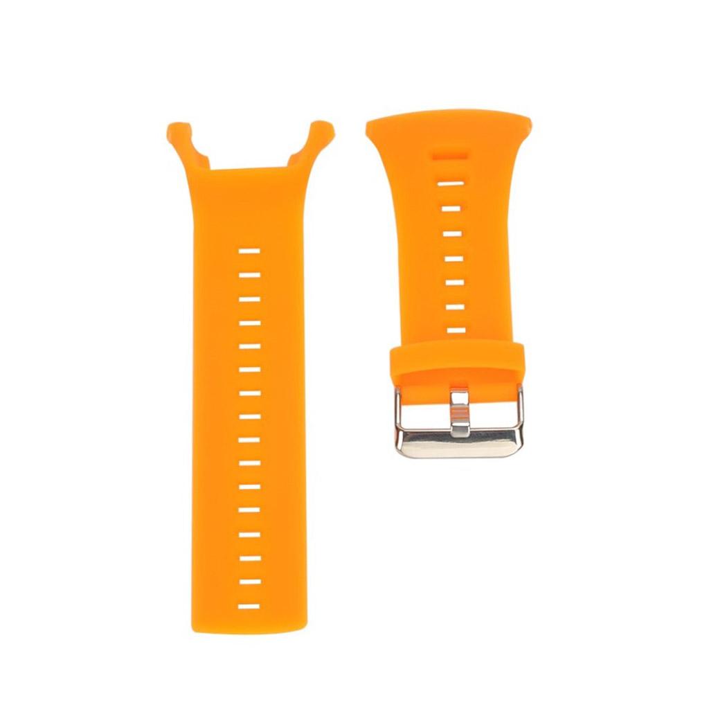 Image of   Suunto Ambit Rem i silikone - Orange