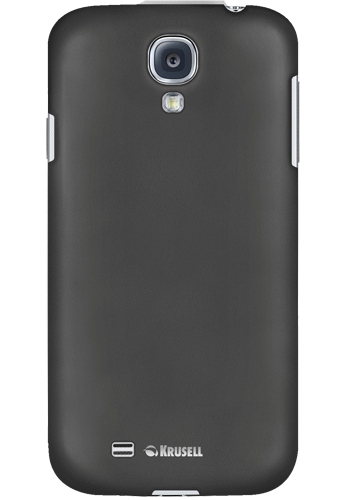 KRUSELL Colorcover til Samsung Galaxy S4 (Sort)