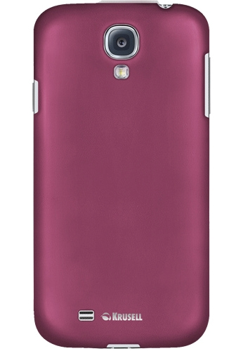 KRUSELL Colorcover til Samsung Galaxy S4 (Pink)