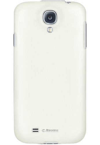 KRUSELL Colorcover til Samsung Galaxy S4 (Hvid)