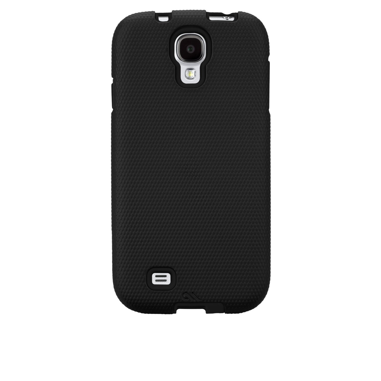 Image of   Case-Mate Tough Etui til Samsung Galaxy S4 (Sort)