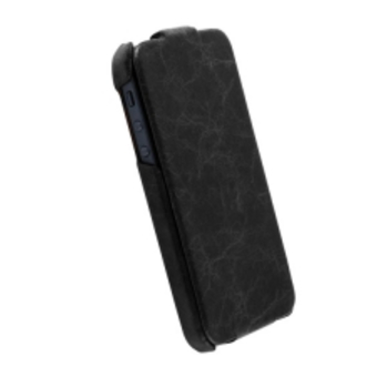 KRUSELL Tumba Slimcover for Samsung Galaxy S4 (Sort)