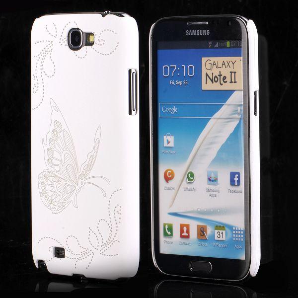 Joy (Hvid) Samsung Galaxy Note 2 Cover