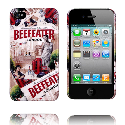 Image of   London (Beefeater) iPhone 4/4S Cover
