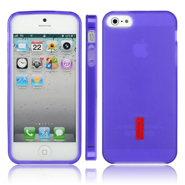 Image of   InCover (Lilla) iPhone 5 Cover