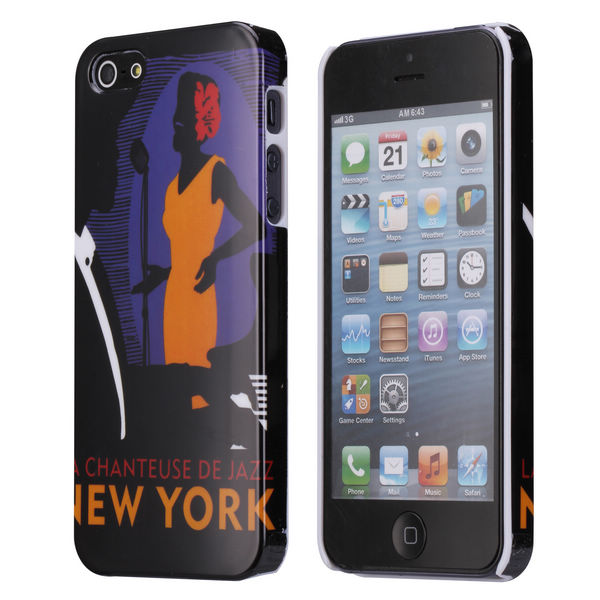 StoryLine (Ver. 8) iPhone 5 Cover