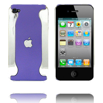 Image of   Alpha (Lilla) iPhone 4 Cover