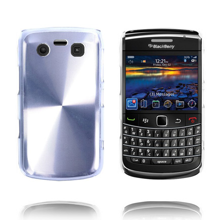 Image of   Alu Blade (Sølv) BlackBerry Bold 9700/9020 Cover