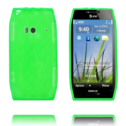 Image of   Amazona (Grøn) Nokia X7 Cover