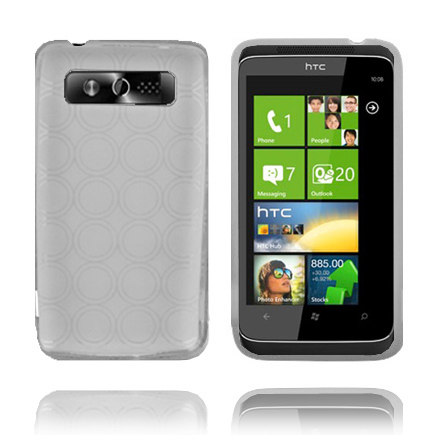 Image of   Amazona (Grå) HTC 7 Trophy Cover