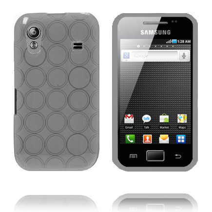Image of   Amazona (Grå) Samsung Galaxy Ace Cover