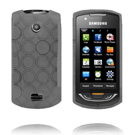 Image of   Amazona (Grå) Samsung Monte Cover