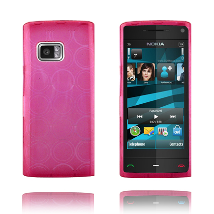 Image of   Amazona (Pink) Nokia X6 Cover