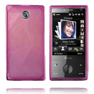Image of   Amazona (Lilla) HTC Touch Diamant Cover