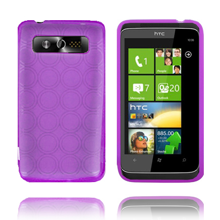 Image of   Amazona (Lilla) HTC 7 Trophy Cover