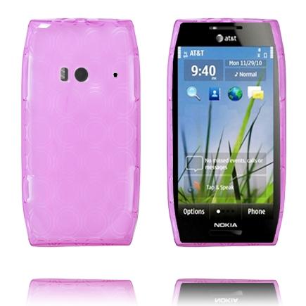 Image of   Amazona (Lilla) Nokia X7 Cover
