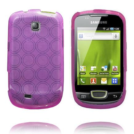 Image of   Amazona (Lilla) Samsung Galaxy Mini S5570 Cover